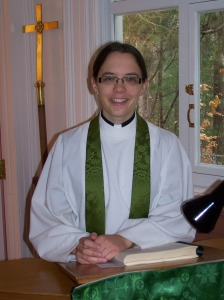 Maïda Vandendorpe, Priest-in-Charge